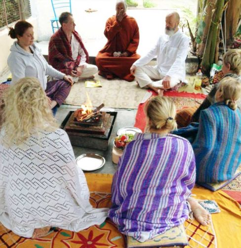 7 DAYS KUNDALINI RETREAT IN RISHIKESH INDIA